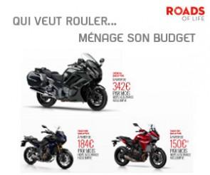 Nouveaux financements « Roads of Life »